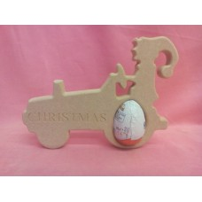 18mm MDF Tractor and Elf egg holder